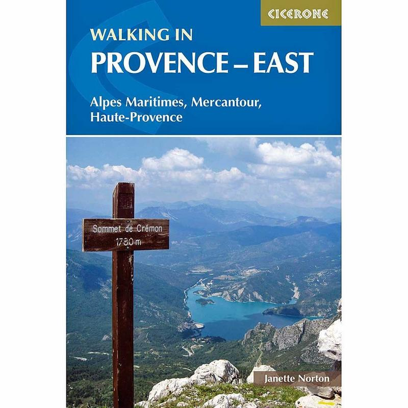Guide Book: Walking in Provence - East