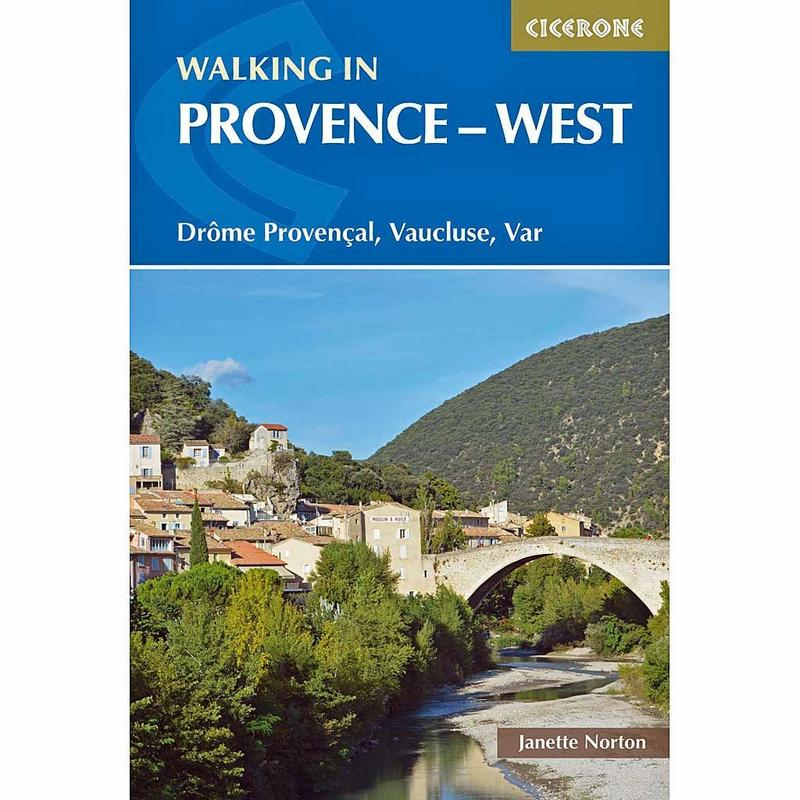 Guide Book: Walking in Provence - West