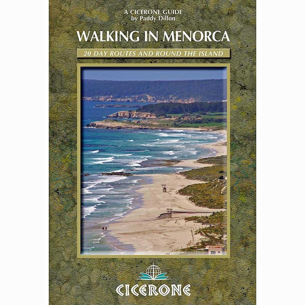 Cicerone Guide Book: Walking in Menorca