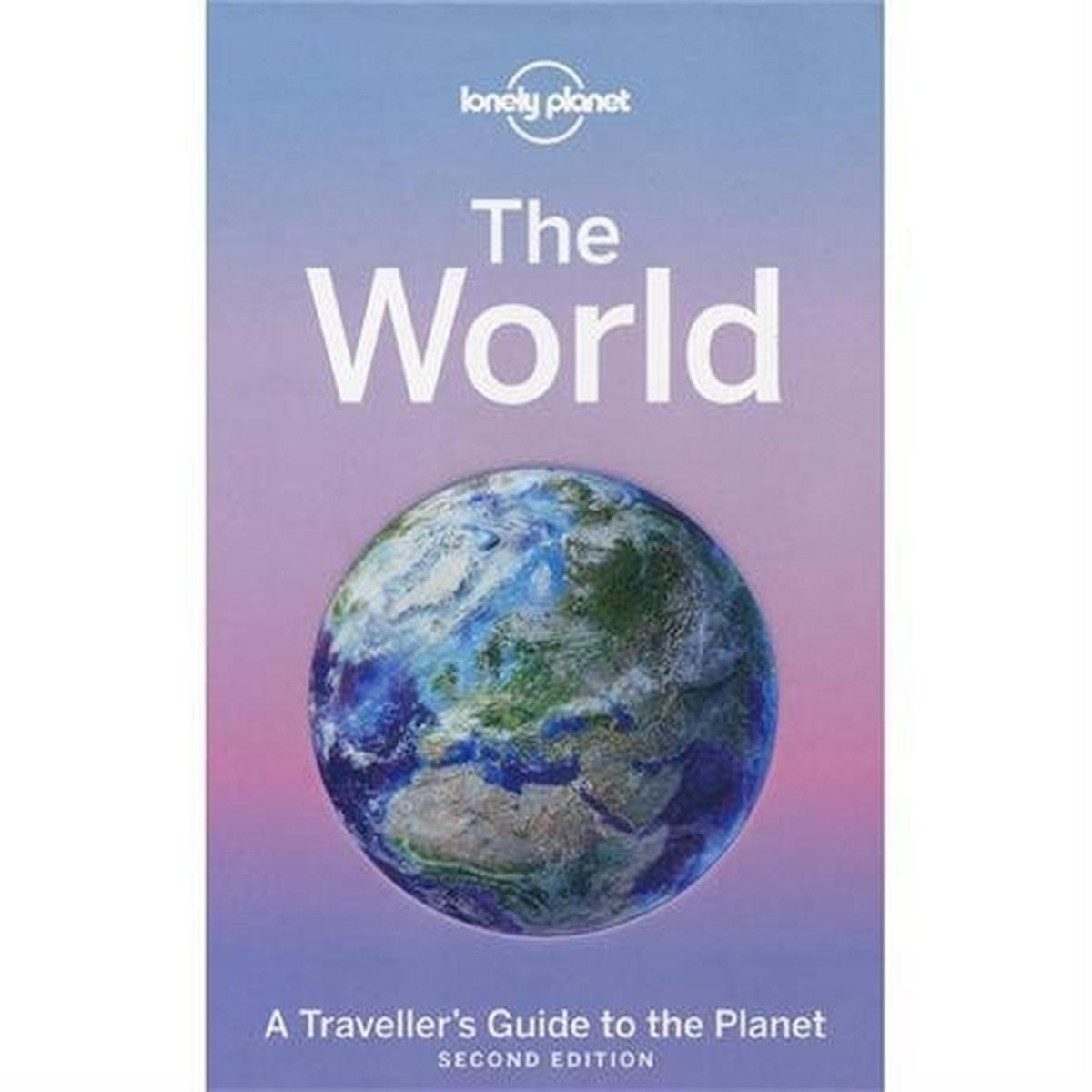 Lonely Planet Travel Guide Book: The World