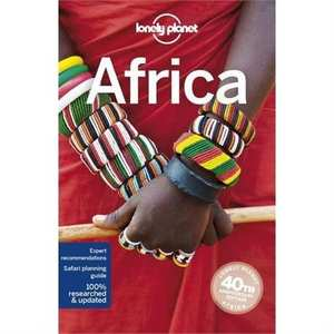 Travel Guide Book: Africa (14th Edition)