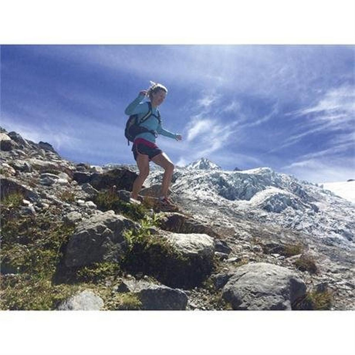 Cicerone Guide Book: Trail Running - Chamonix and the Mont Blanc Region
