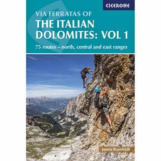 Guide Book: Via Ferratas of the Italian Dolomites: Vol 1