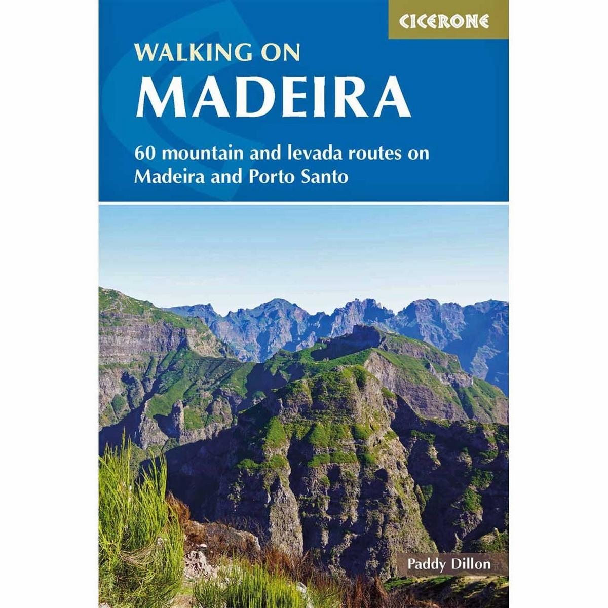 Cicerone Guide Book: Walking on Madeira