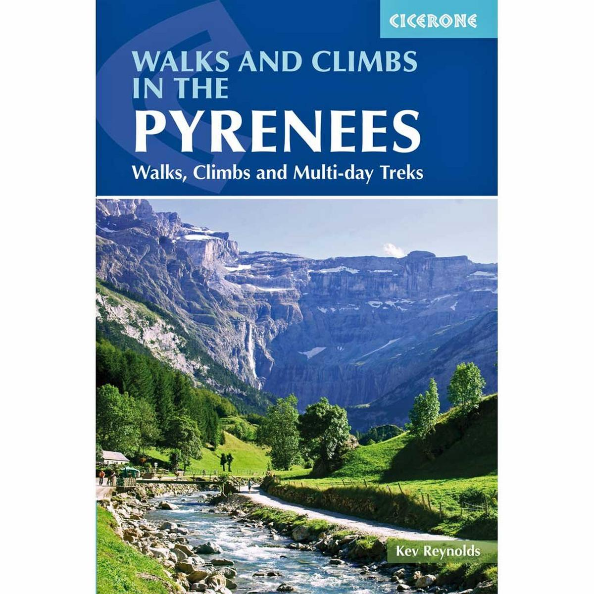 Cicerone Guide Book: Walks and Climbs in the Pyrenees