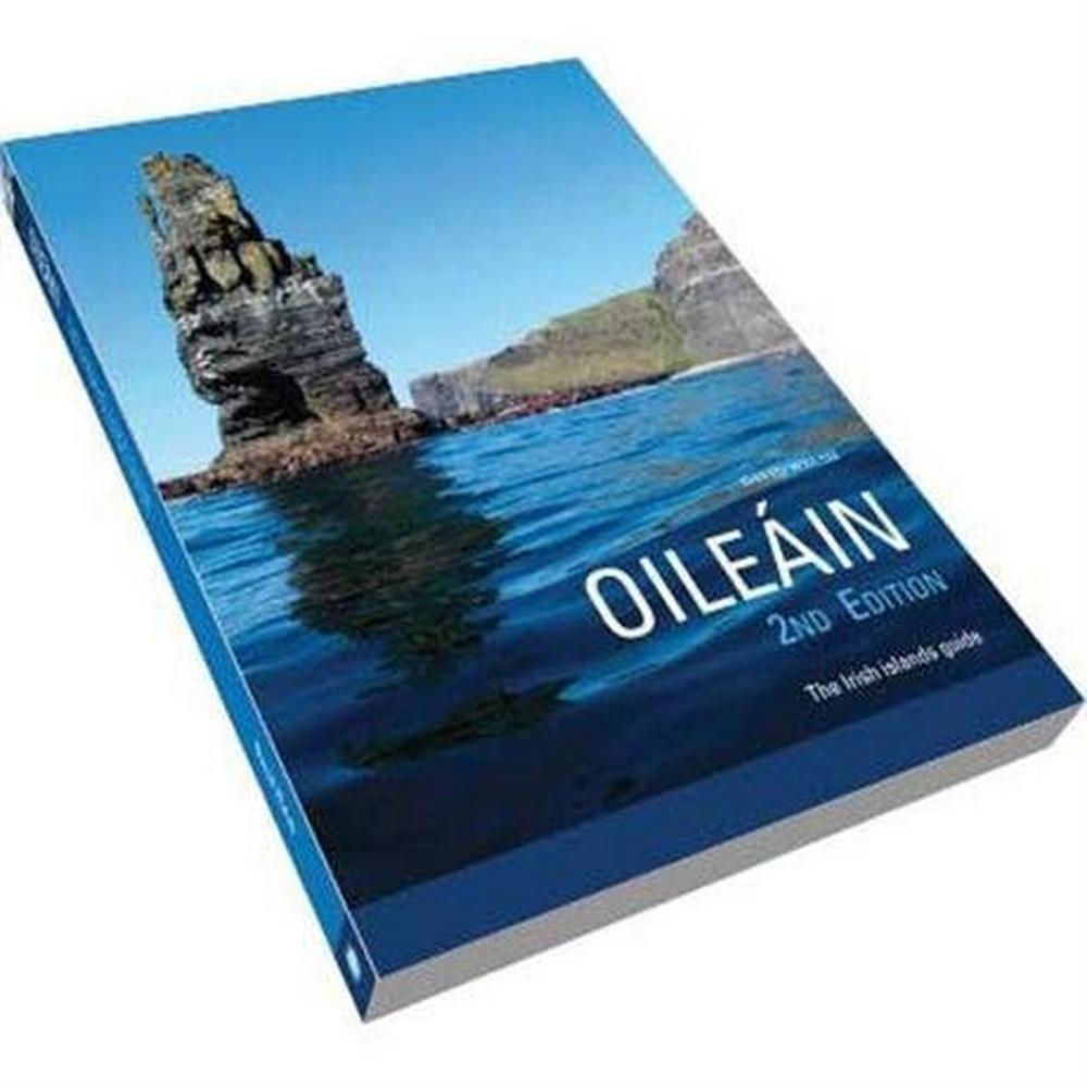 Pesda Press Oileáin - The Irish Islands Guidebook