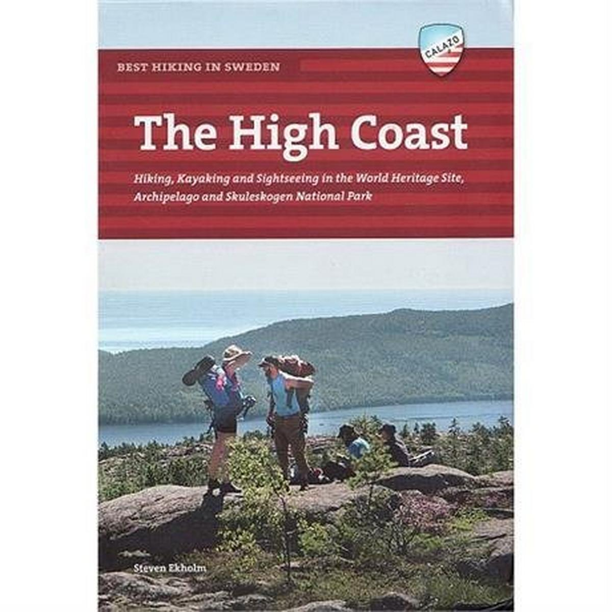 Miscellaneous Walking Guide Book: Best hiking in Sweden: The High Coast