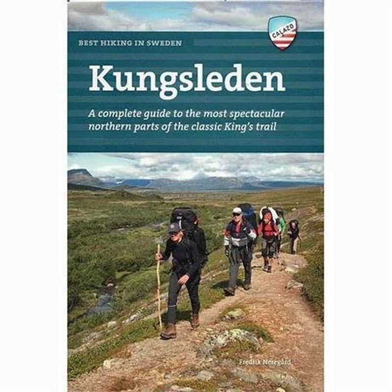 Walking Guide Book: Best Hiking in Sweden - Kungsleden