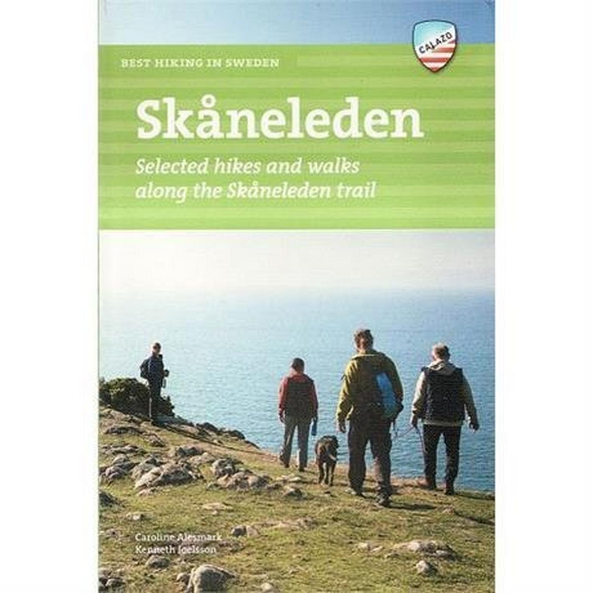 Miscellaneous Walking Guide Book: Best hiking in Sweden: Skaneleden