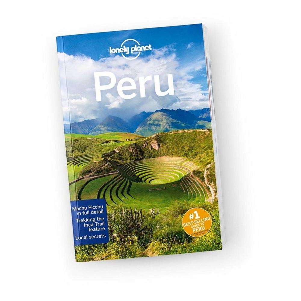 Lonely Planet Peru (10th Edition)