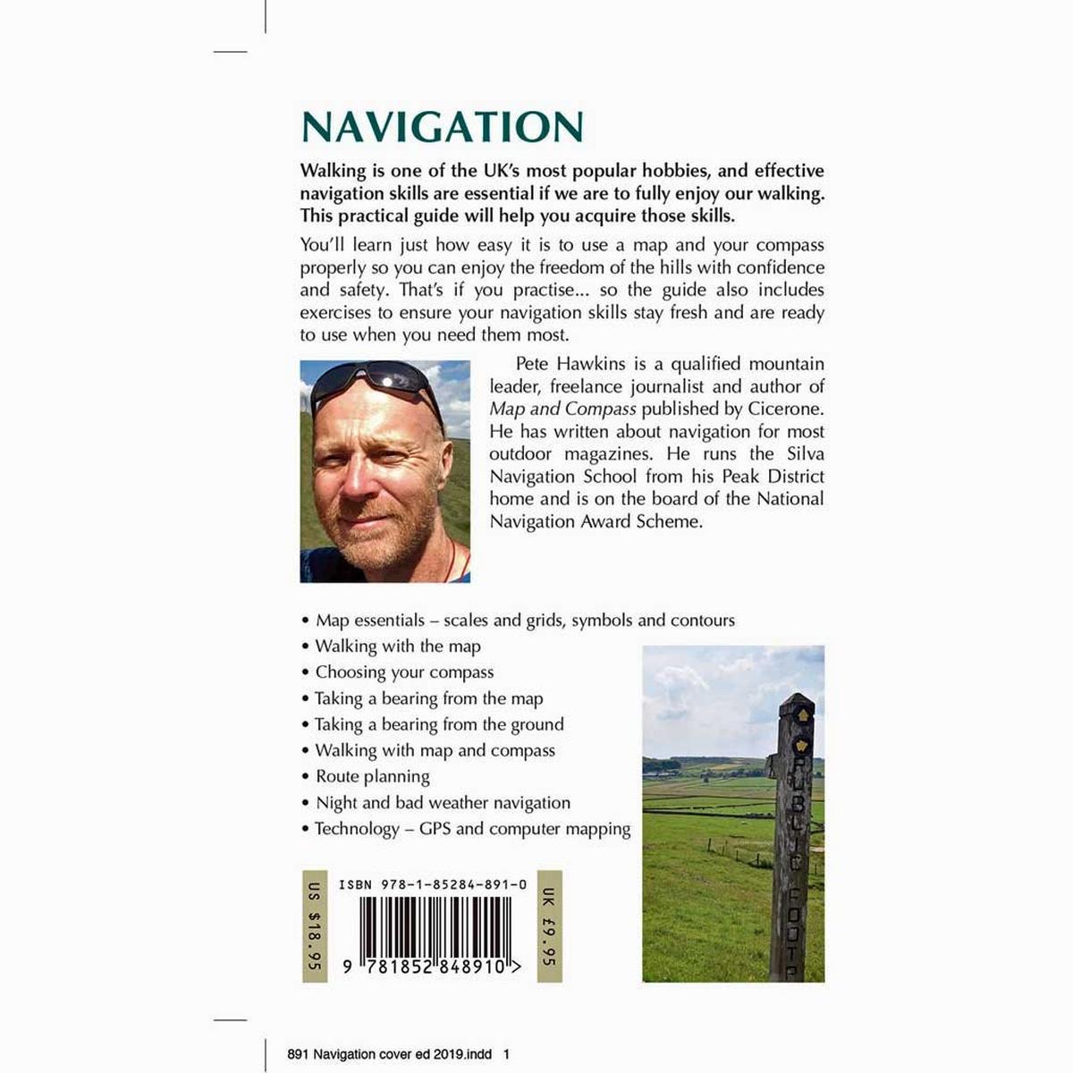 Cicerone Guide Book: Navigation: Hawkins