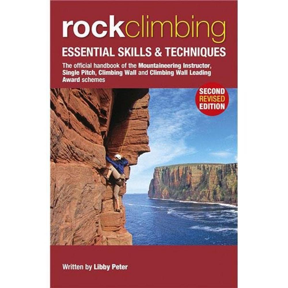 Cordee Book: Rock Climbing Official Handbook: Libby Peter
