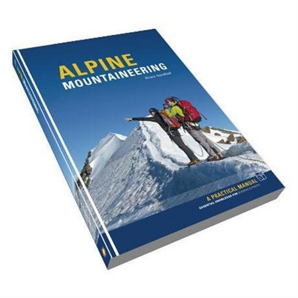 Cordee Book: Alpine Mountaineering - Bruce Goodlad