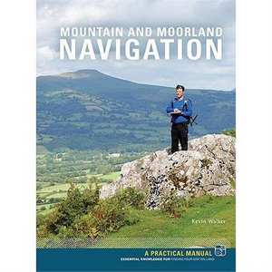 Book: Mountain and Moorland Navigation