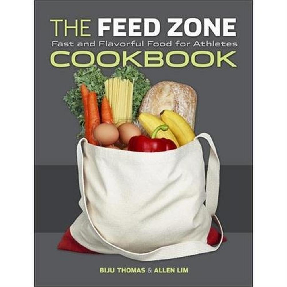 Velo Press Book: The Feed Zone Cookbook