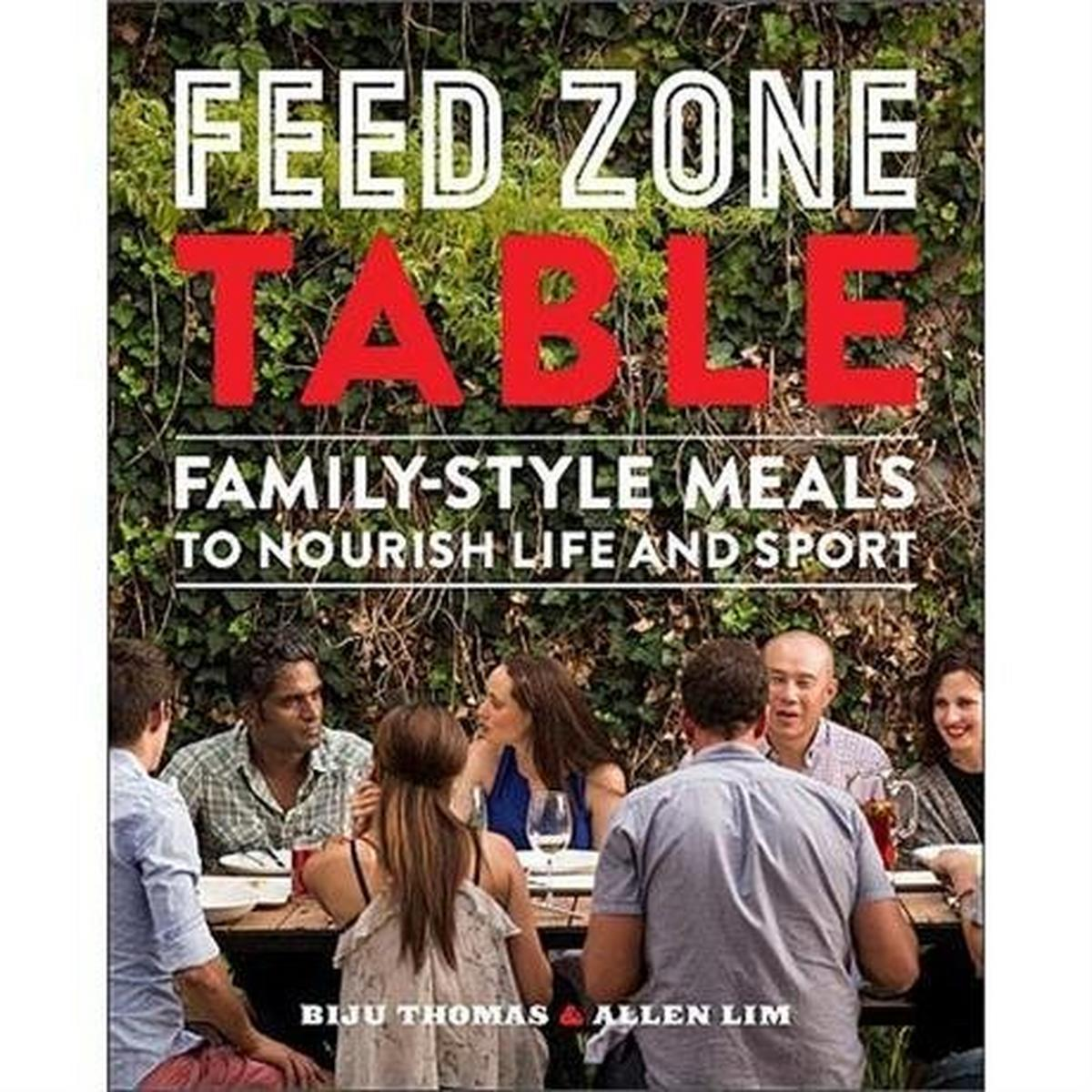 Velo Press Feed Zone Table by Biju Thomas and Allen Lim