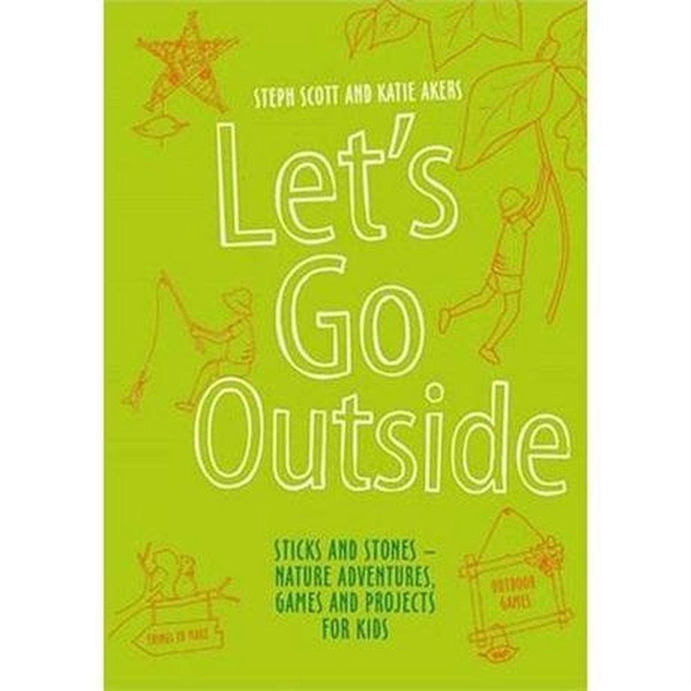 Miscellaneous Book: Let's Go Outside