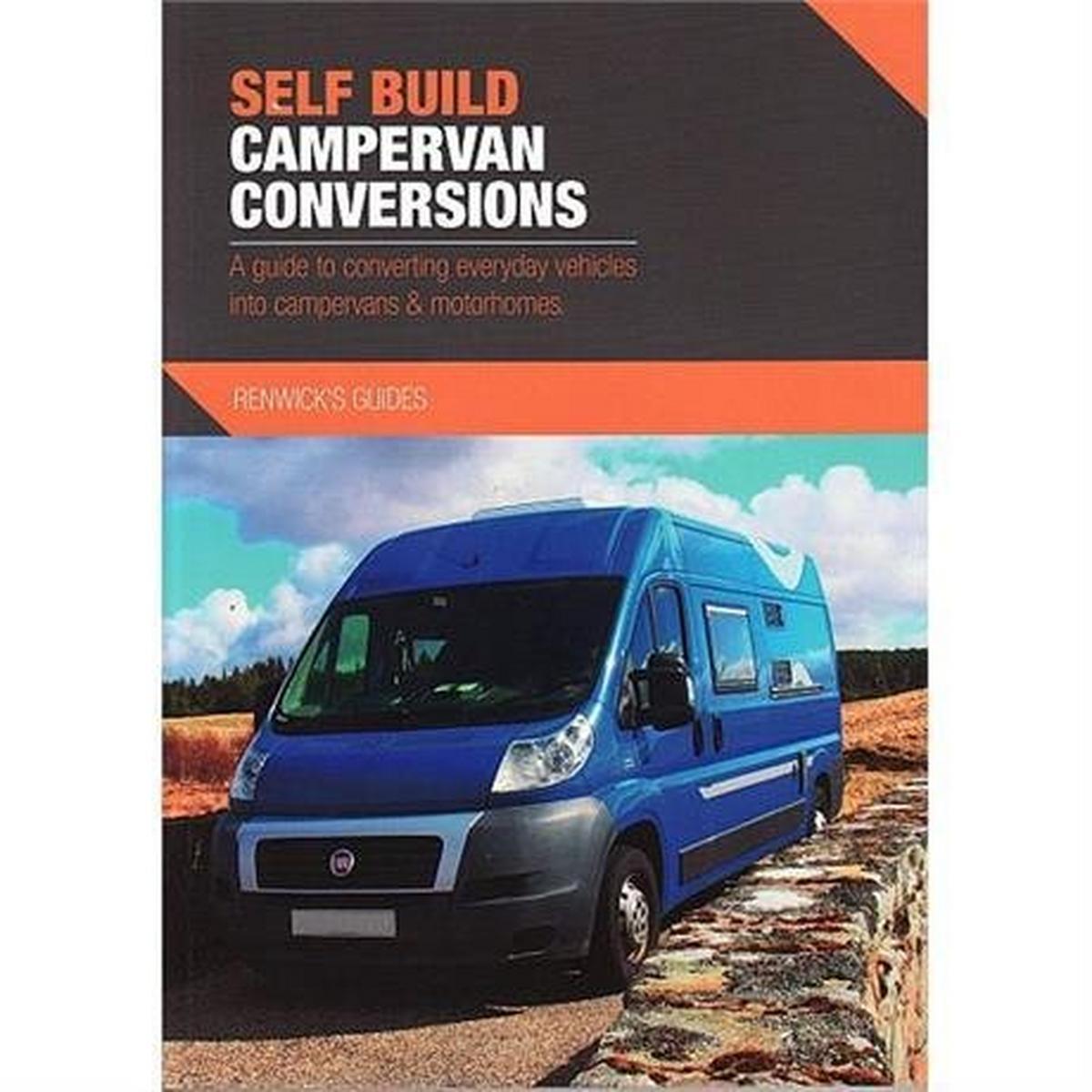 Miscellaneous Book: Self Build Campervan Conversions