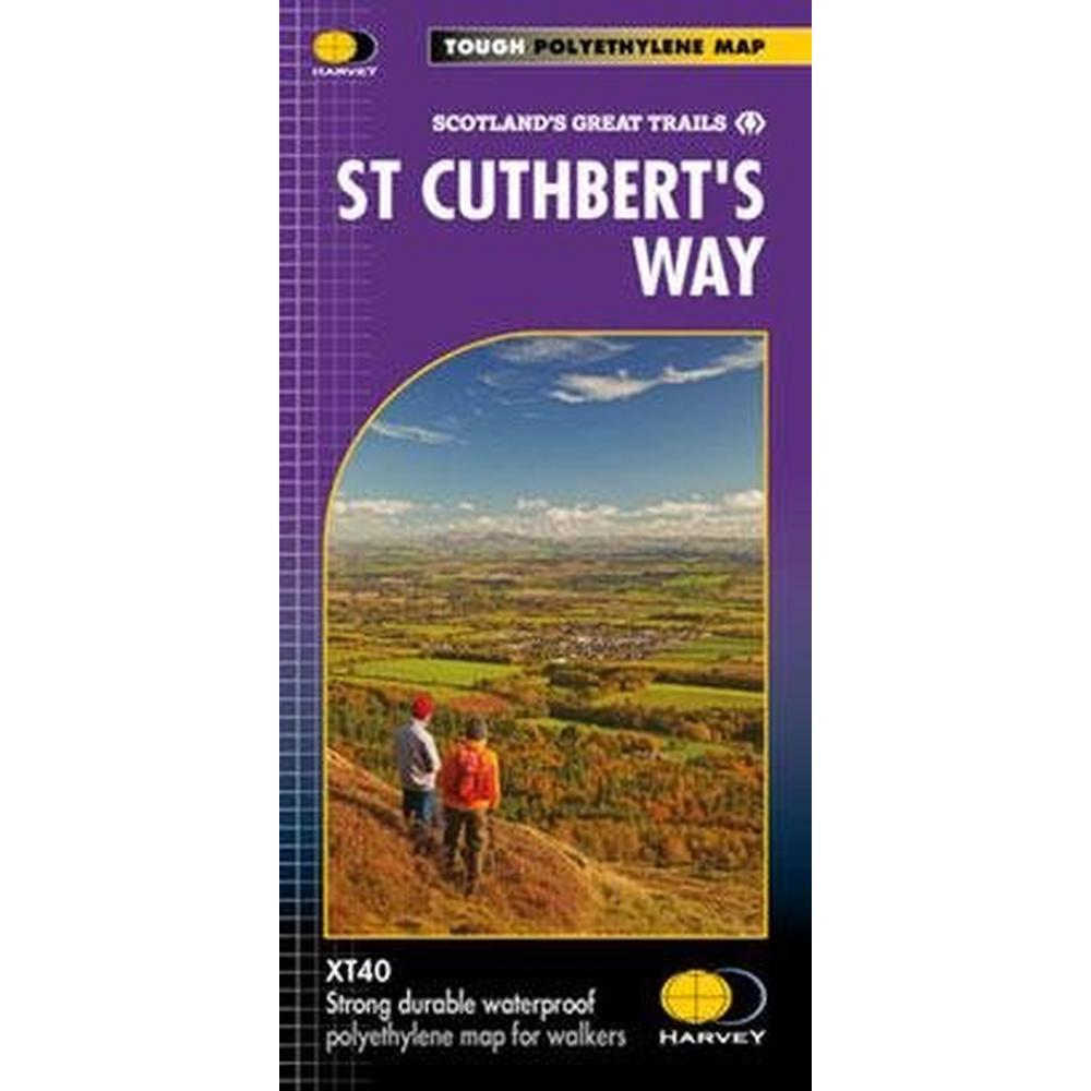 Harveys Walkers Route: St Cuthbert Way