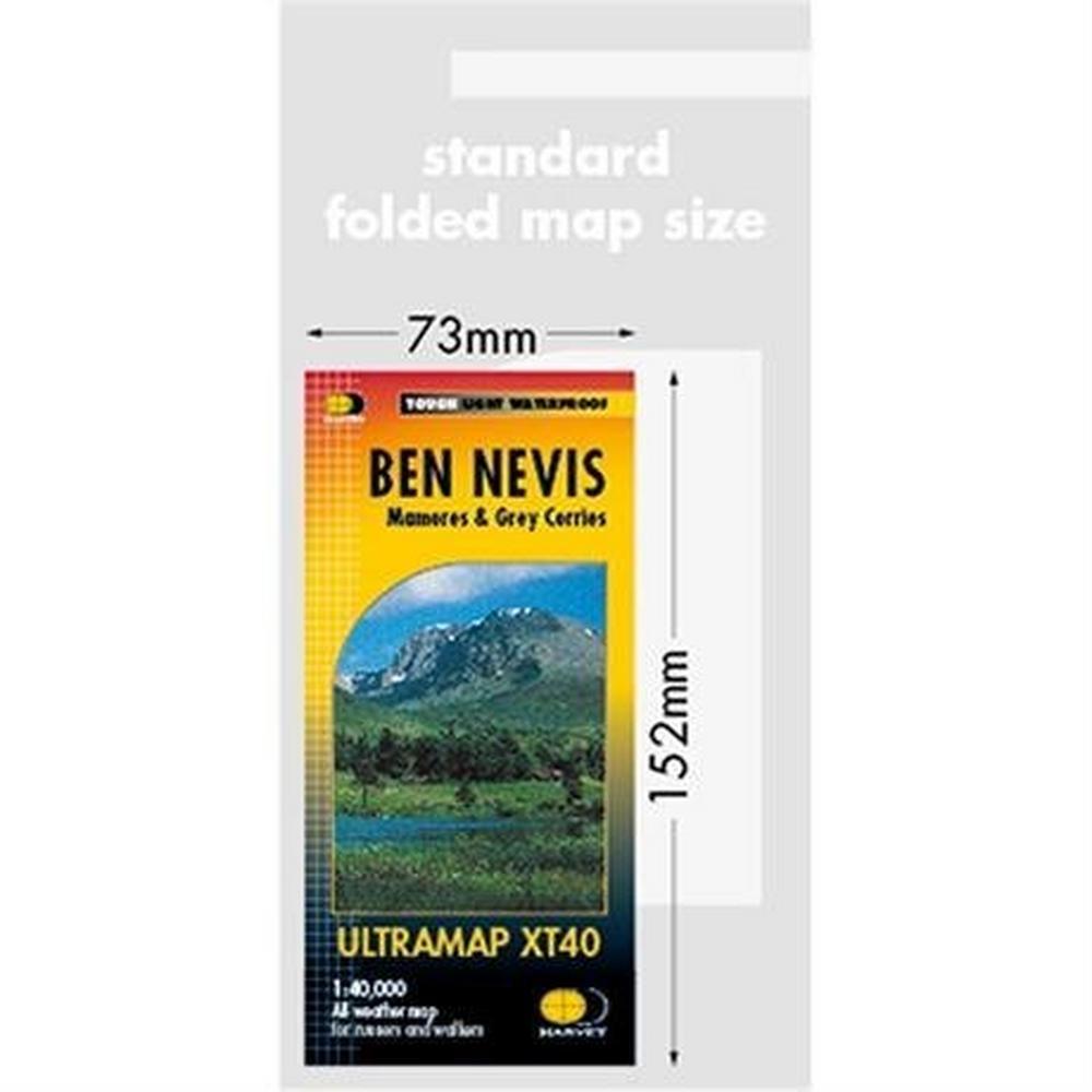 Harveys Harvey Ultramap XT40: Ben Nevis