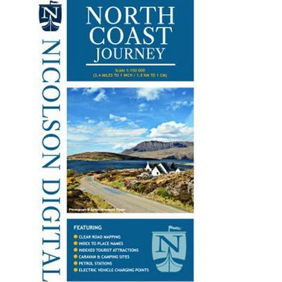 Nicolson North Coast Journey Map