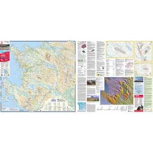 Harvey Map - BMC: Assynt & Coigach 1:40,000
