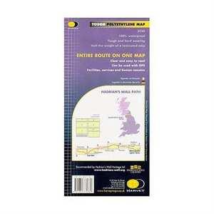 Harvey Map - XT40: Hadrian's Wall Path