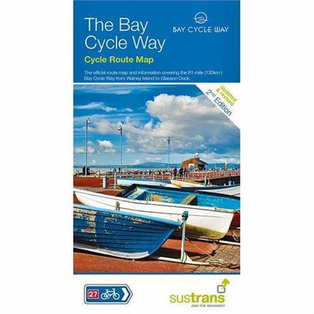 Sustrans Cycle Map: Bay Cycle Way