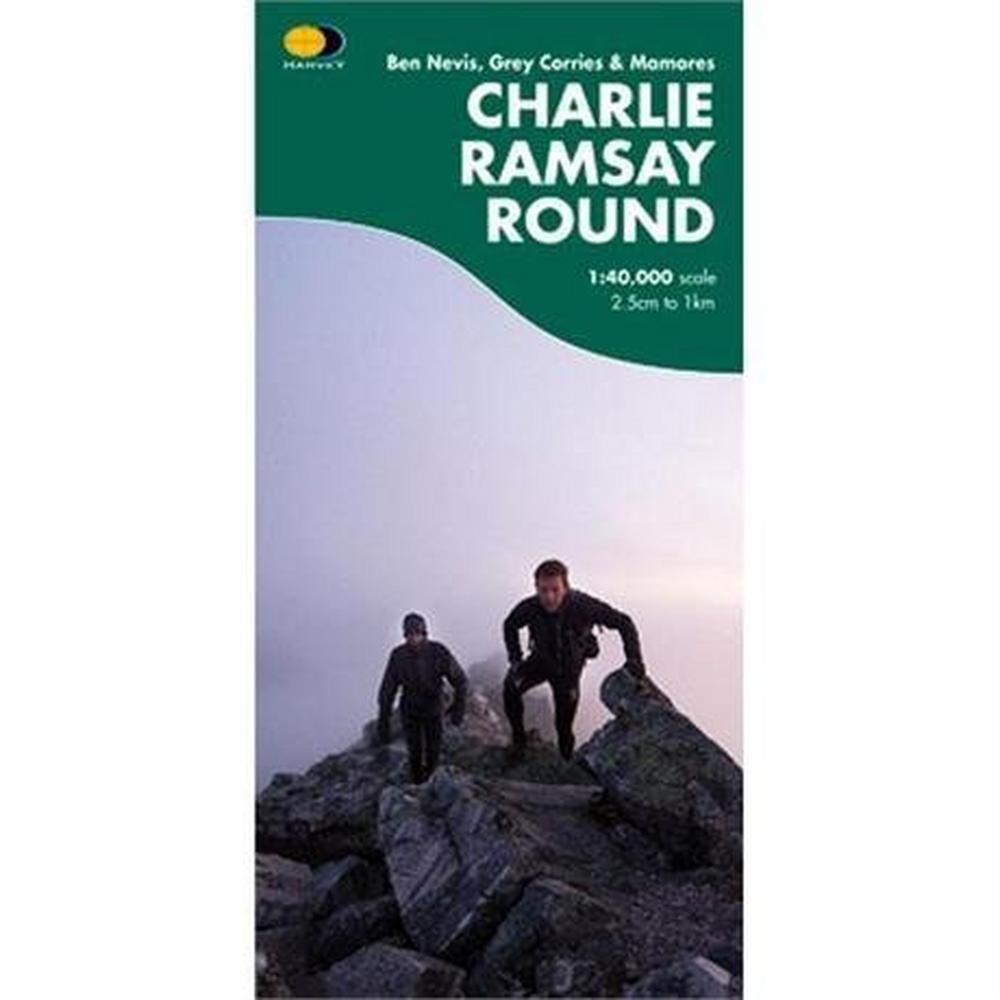 Harveys Harvey Map: Charlie Ramsay Round