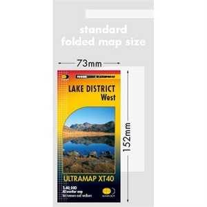 Harvey Ultramap XT40: Lake District - West