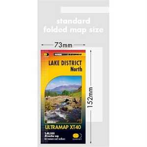 Harvey Ultramap XT40: Lake District - North