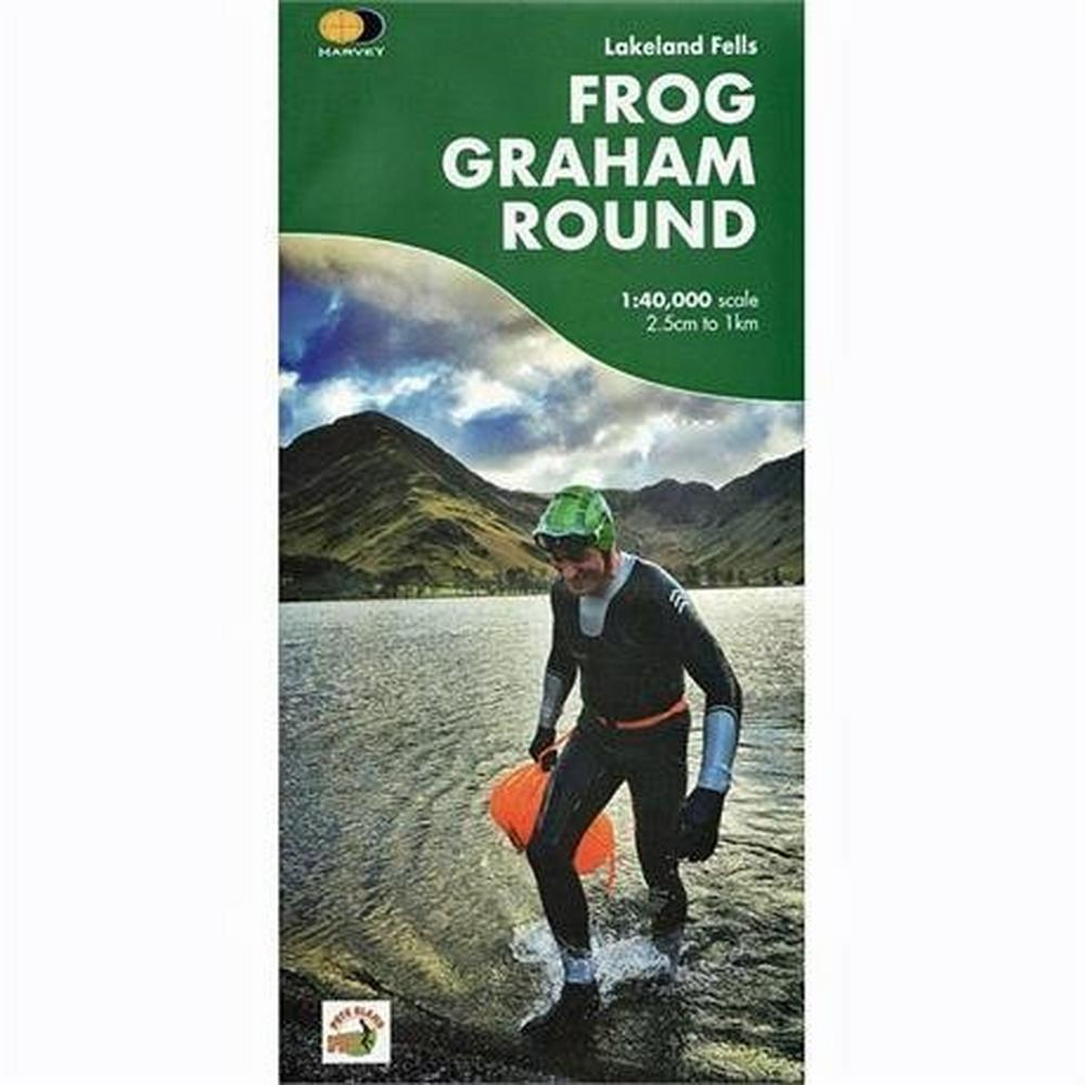 Harveys Harvey Map: Frog Graham Round