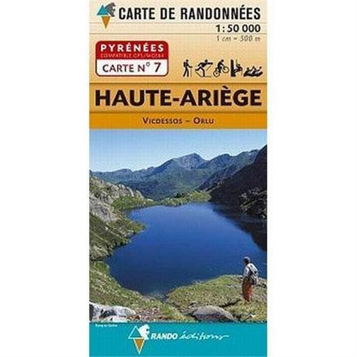 Ign Maps France IGN Map Pyrenees Haute-Ariege