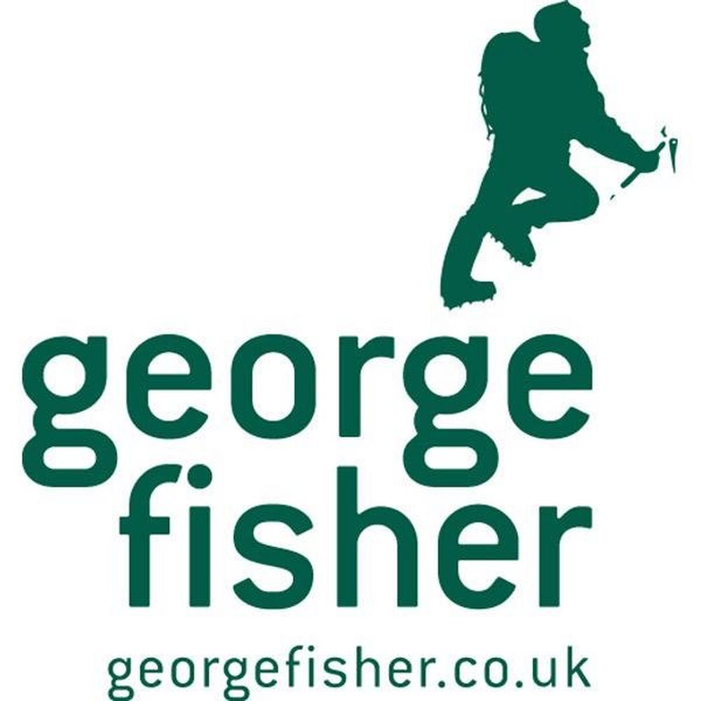 Harveys George Fisher Tea Round Map 1:40000