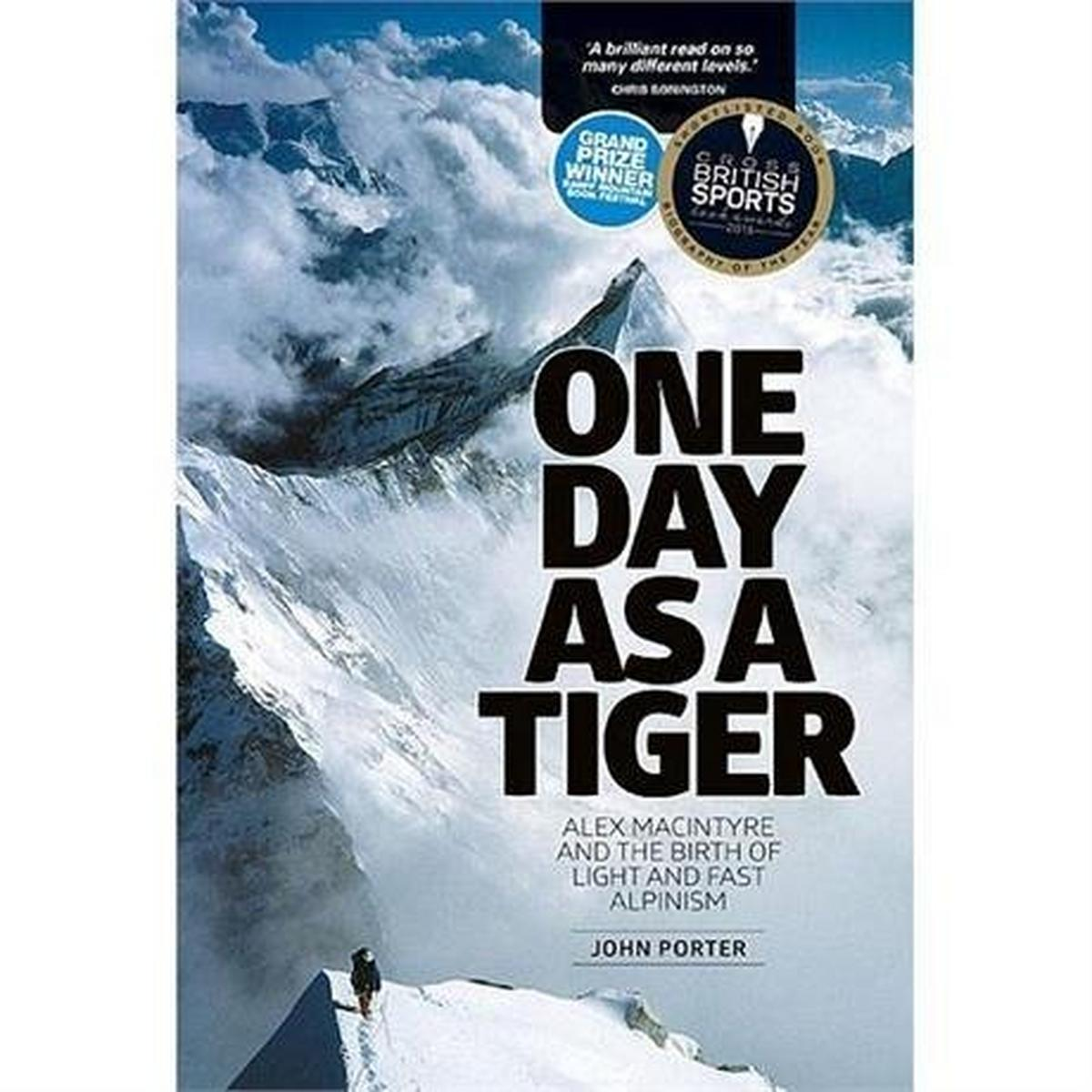 Cordee Book: One Day as a Tiger: Porter