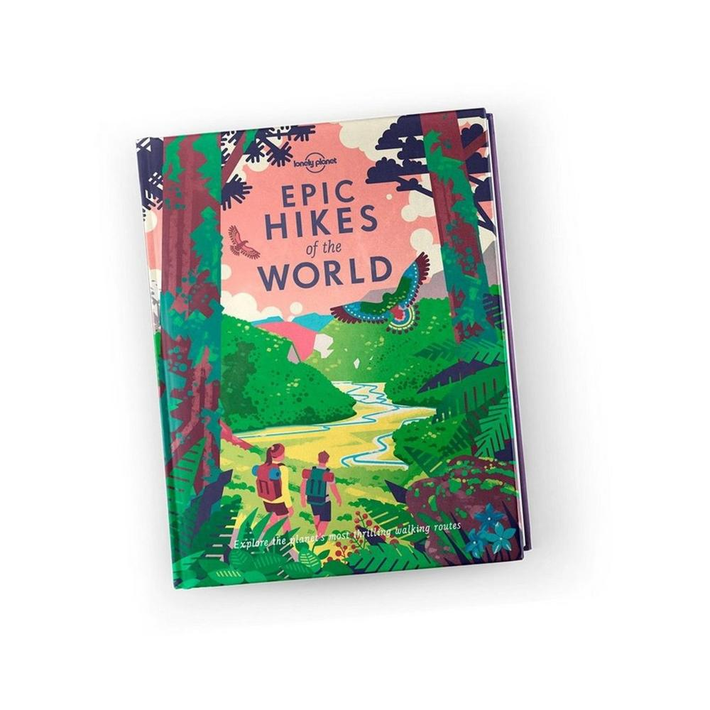 Lonely Planet Epic Hikes of the World Book