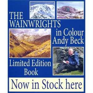 Book: The Wainwrights in Colour: Andy Beck