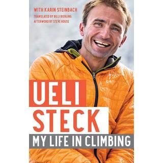Book: My Life in Climbing : Ueli Steck