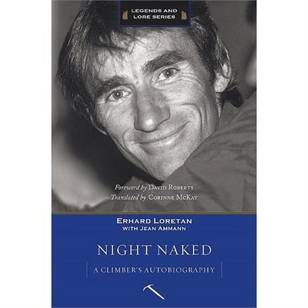 Miscellaneous Book: Night Naked - Erhard Loretan