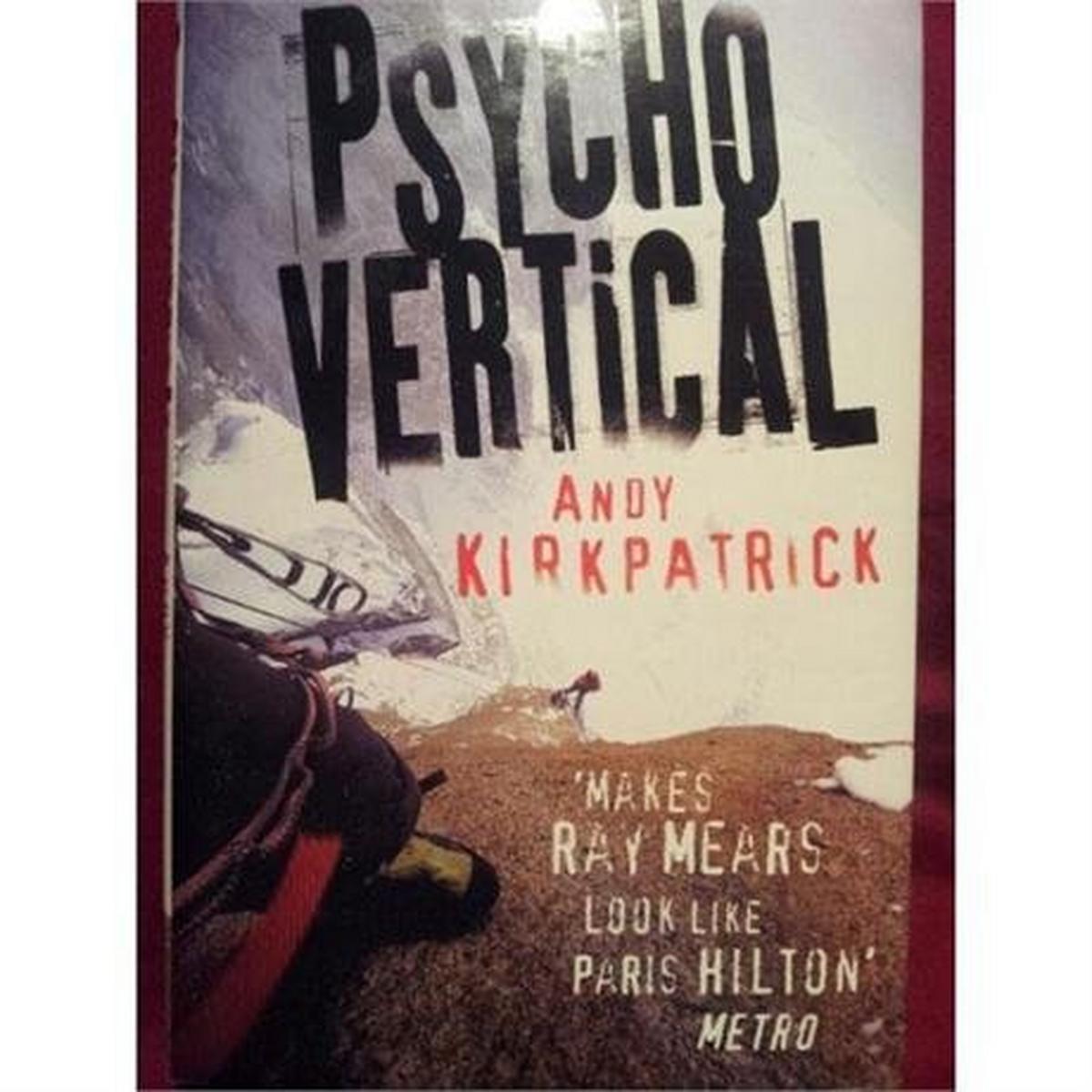 Miscellaneous Book: Psycho Vertical: Kirkpatrick