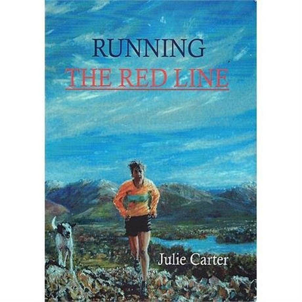 Miscellaneous Book: Running the Red Line: Julie Carter (Signed copy)