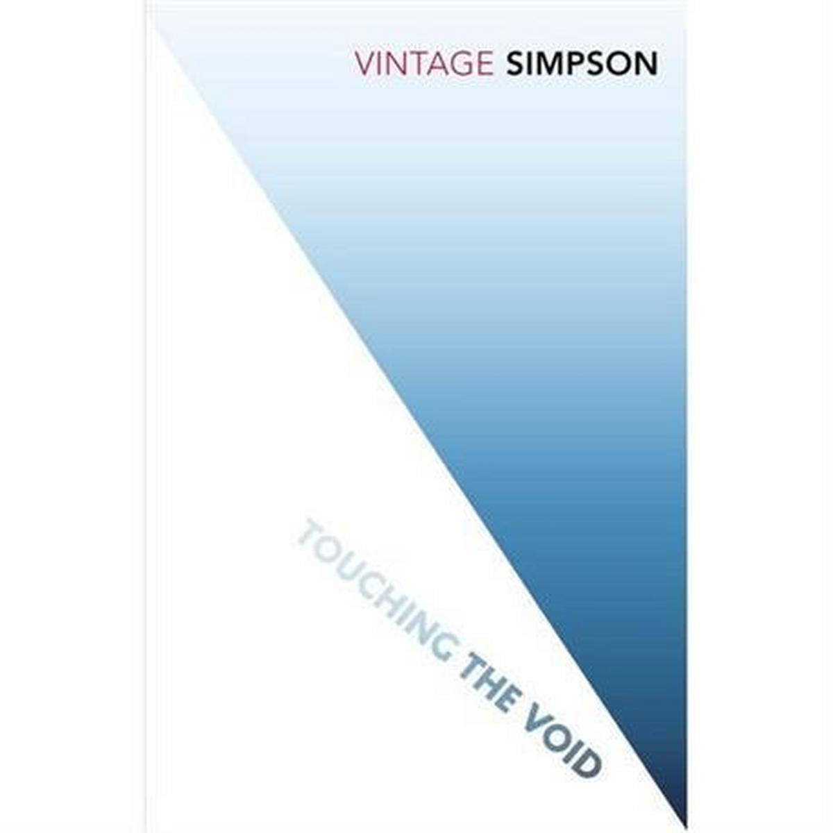 Miscellaneous Book: Touching The Void: Joe Simpson