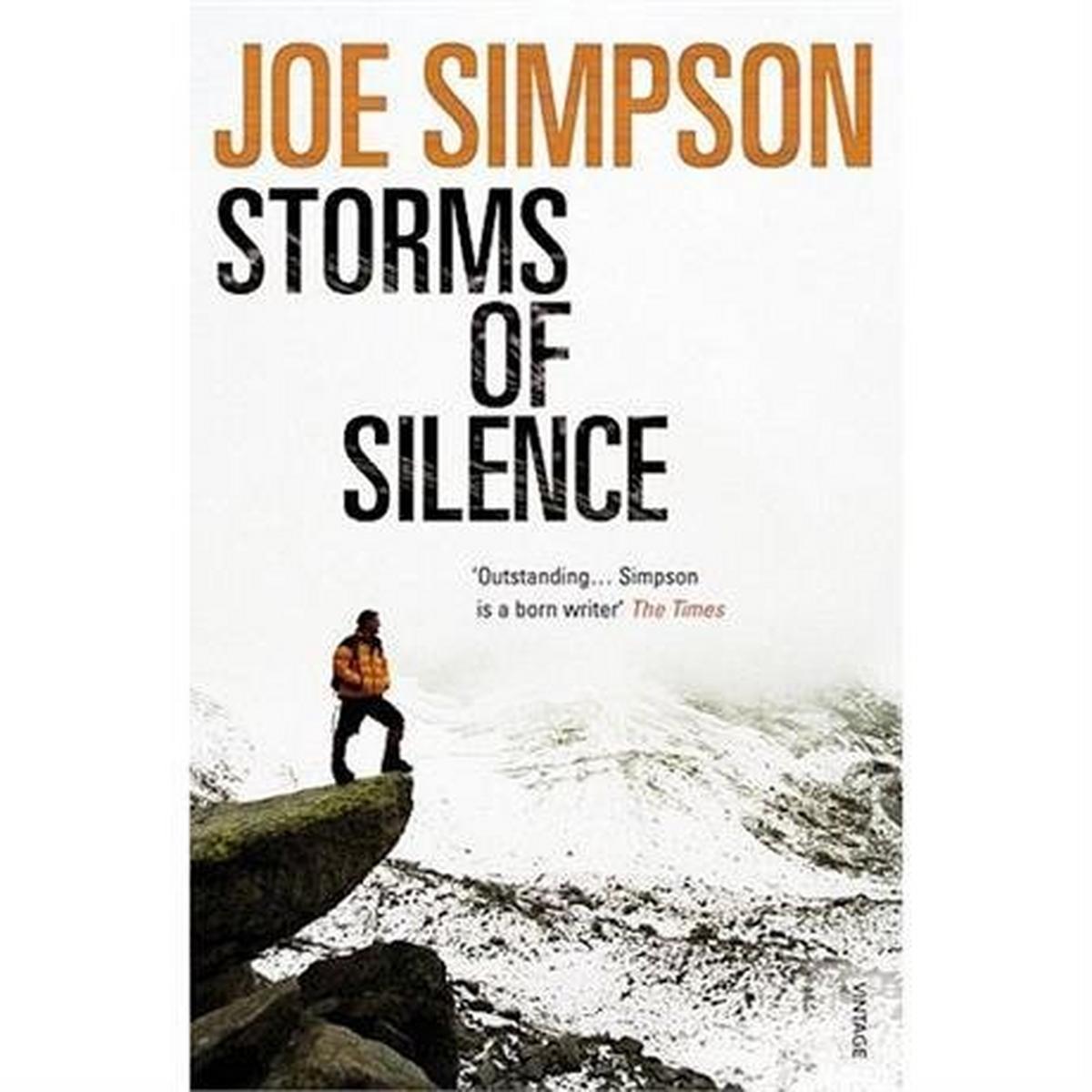 Miscellaneous Book: Storms of Silence - Joe Simpson