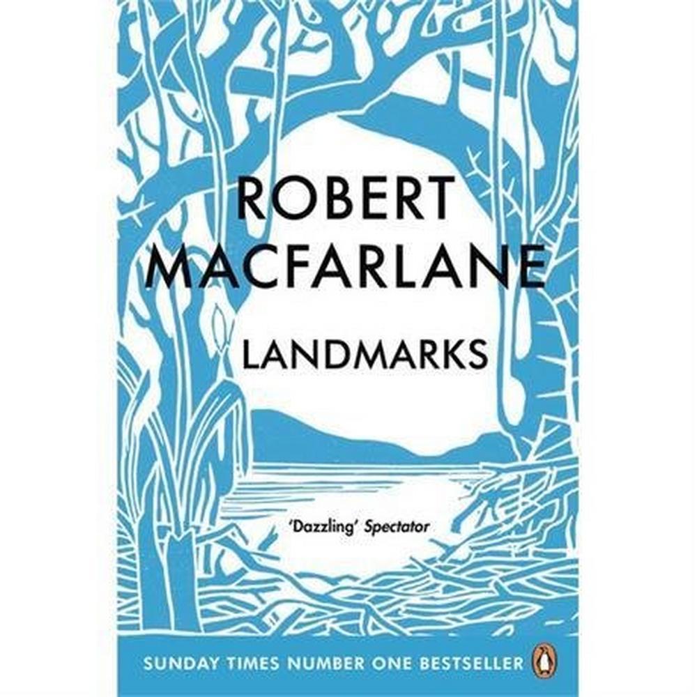 Penguin Books Landmarks by Robert Macfarlane