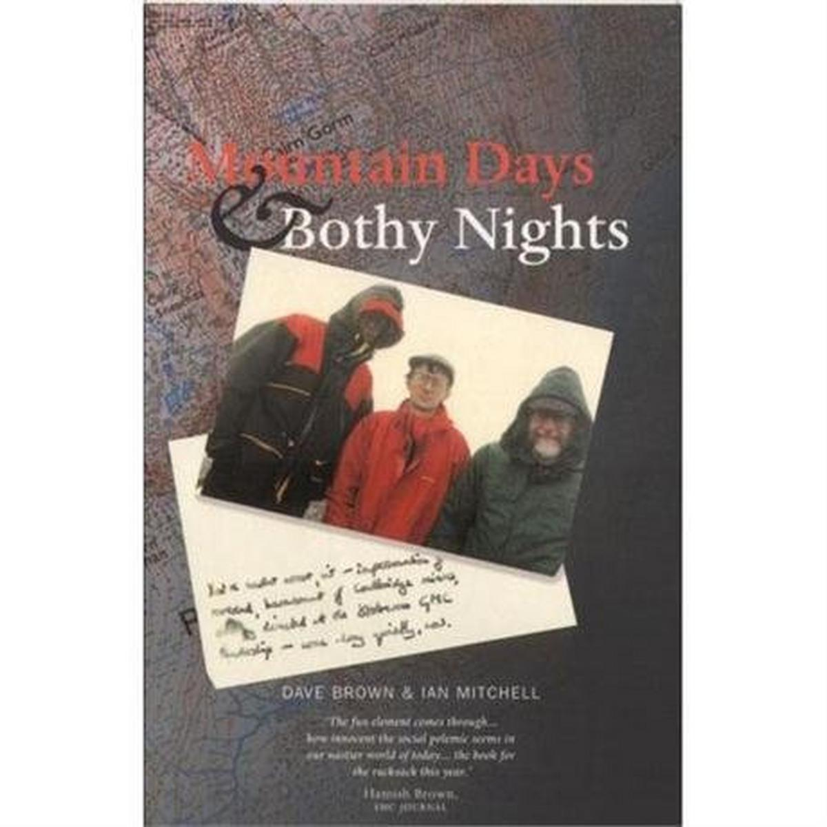 Miscellaneous Book: Mountain Days & Bothy Nights