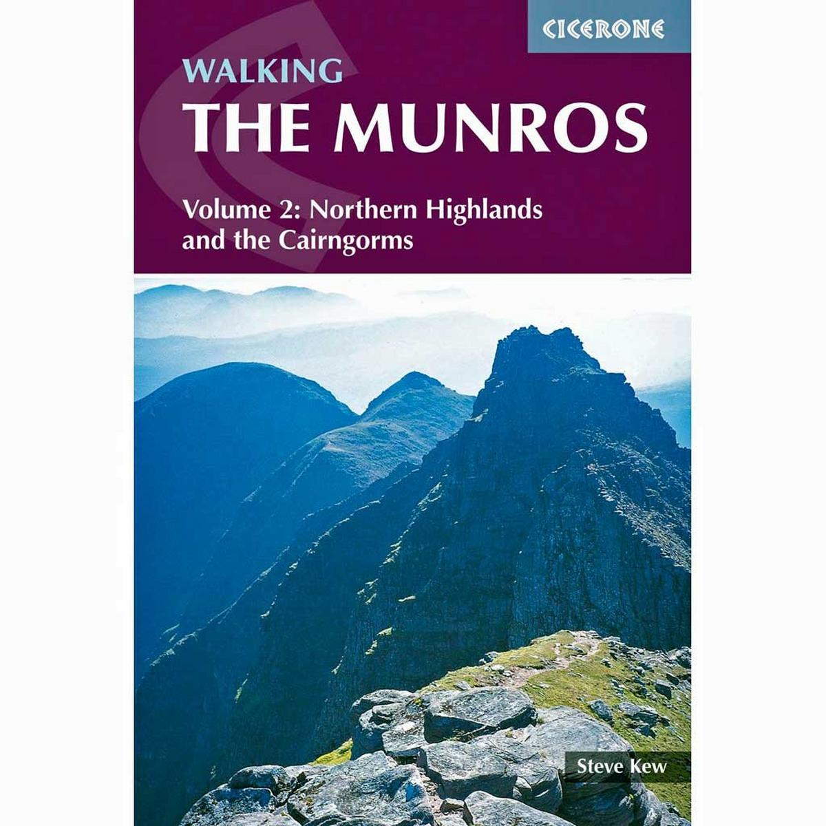 Cicerone Guide Book: Walking the Munros Volume 2