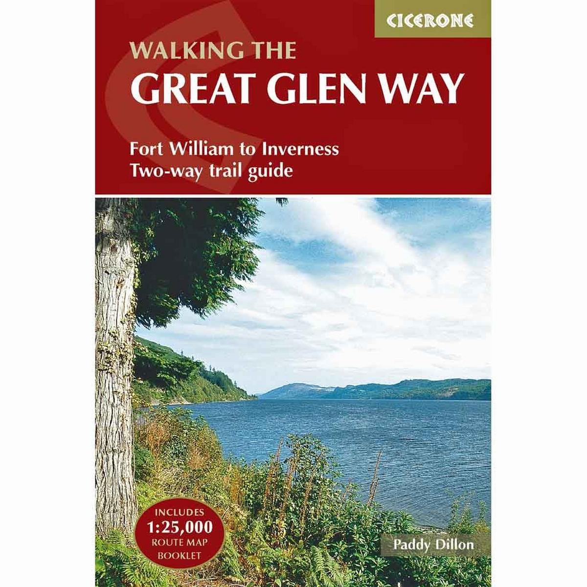 Cicerone Walking Guide Book: The Great Glen Way