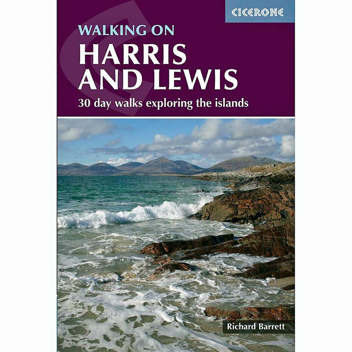 Cicerone Guide Book: Walking on Harris and Lewis