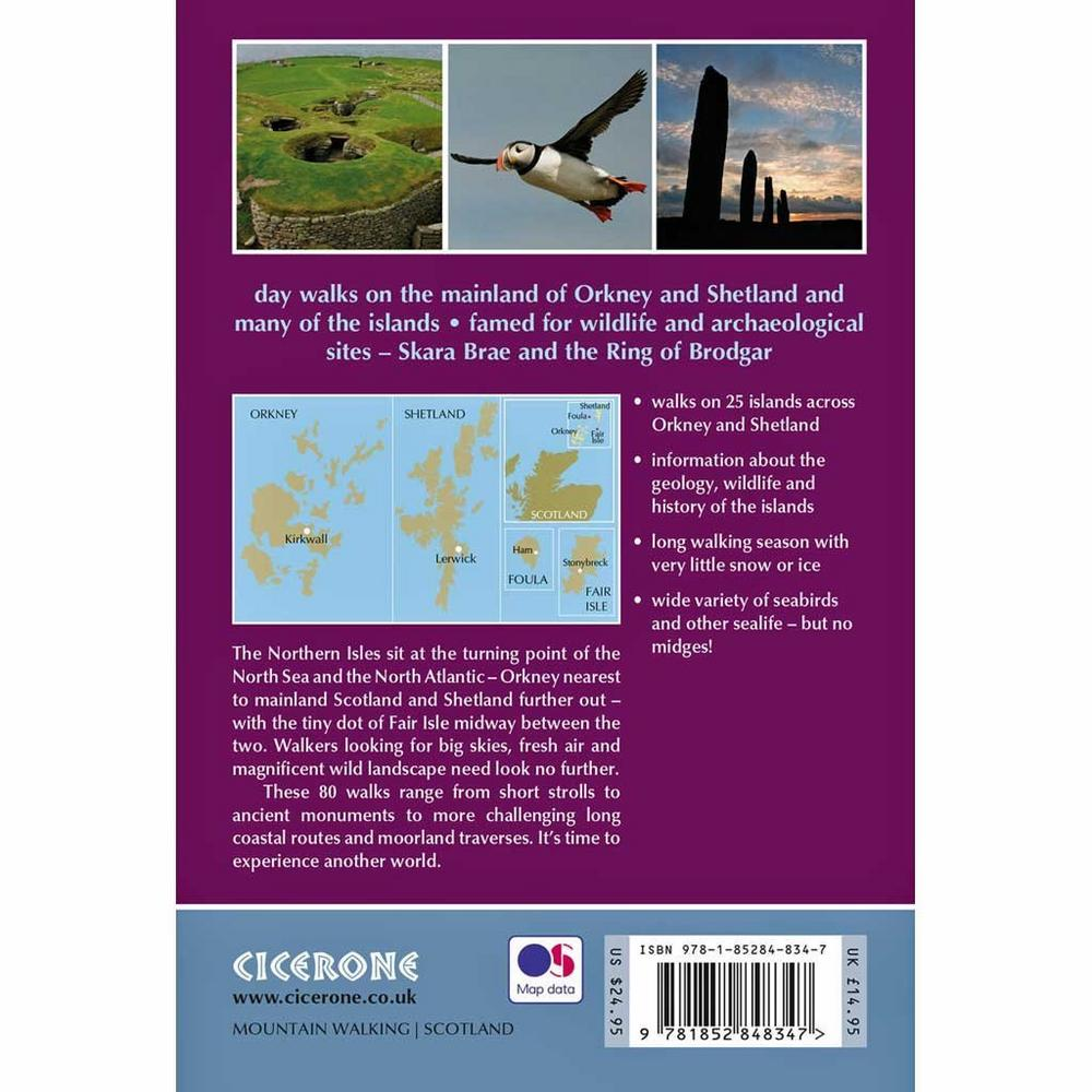 Cicerone Walking Orkney & Shetland Isles