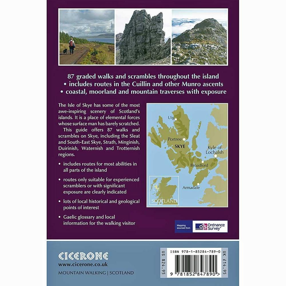 Cicerone Guide Book: Walking The Isle of Skye